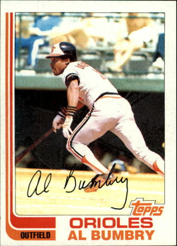 Photo of 1982 Topps #265 Al Bumbry