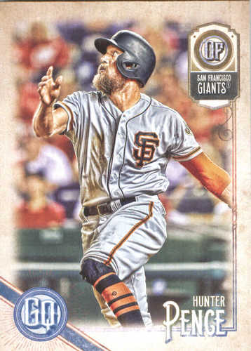 Photo of 2018 Topps Gypsy Queen #251 Hunter Pence
