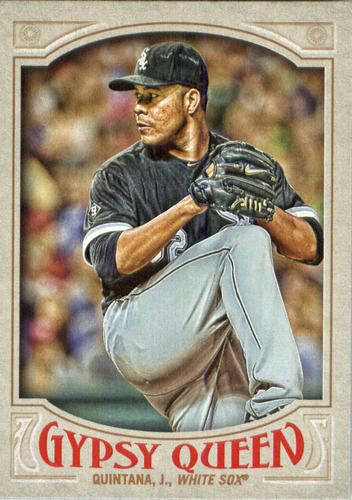 Photo of 2016 Topps Gypsy Queen #180 Jose Quintana