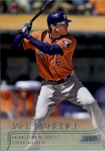 Photo of 2015 Stadium Club #52 Jake Marisnick