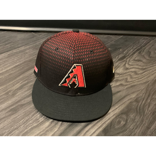 Photo of Archie Bradley - Opening Day 2019 Game-Used Cap