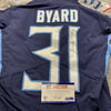 Crucial Catch - Titans Kevin Byard Signed Game Used Jersey (10/13/20) Size 40