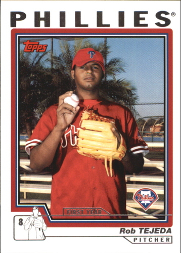 Photo of 2004 Topps Traded #T187 Rob Tejeda FY RC
