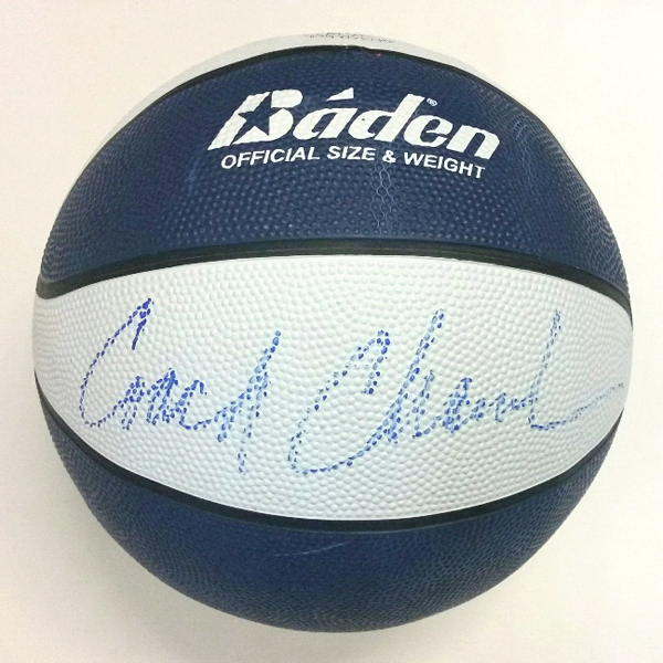 Photo of Penn State Patrick Chambers Signed Souvenir Basketball