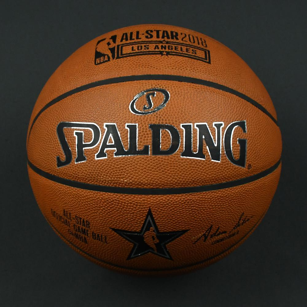 NBA All-Star 2018 - JBL Three-Point Contest - Event-Used Basketball