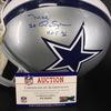 HOF - Cowboys Mel Renfro Signed Proline Helmet