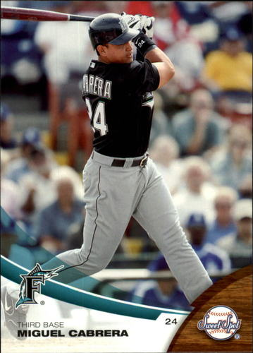 Photo of 2006 Sweet Spot #48 Miguel Cabrera