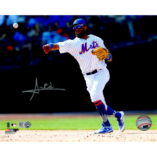 Photo of Amed Rosario - Autographed 8x10 Photo