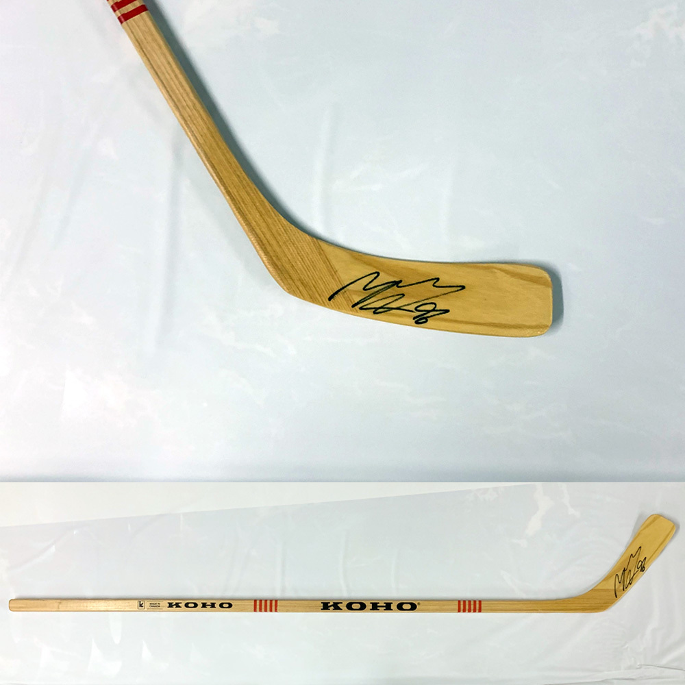 MIKKO RANTANEN Signed KOHO Stick