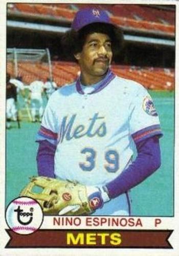 Photo of 1979 Topps #566 Nino Espinosa