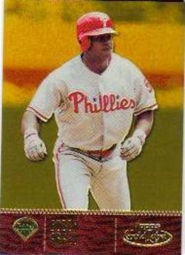 Photo of 2001 Topps Gold Label Class 2 Gold #13 Bobby Abreu