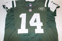 CRUCIAL CATCH - JETS RYAN FITZPATRICK GAME WORN JETS JERSEY (OCTOBER 23, 2016)