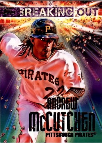Photo of 2014 Topps Opening Day Breaking Out #BO14 Andrew McCutchen