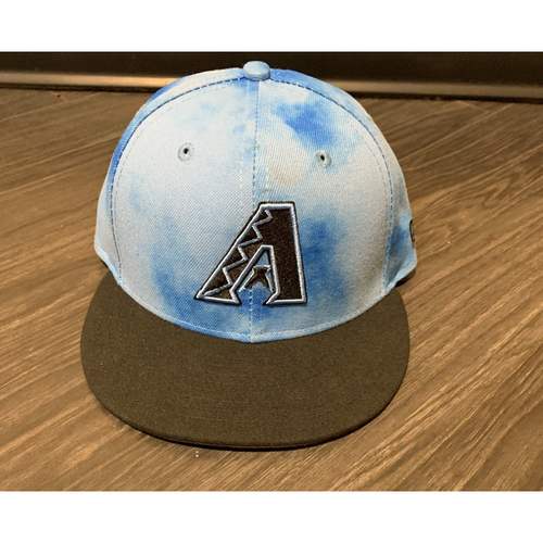 Photo of Archie Bradley - Game-Used Father's Day Cap