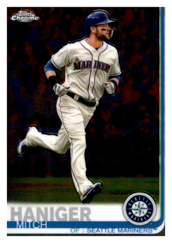 Photo of 2019 Topps Chrome #138 Mitch Haniger