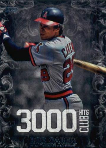 Photo of 2016 Topps Update 3000 Hits Club #3000H16 Rod Carew