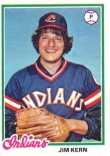 Photo of 1978 Topps #253 Jim Kern