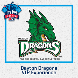 Image of Dayton Dragons VIP Experience