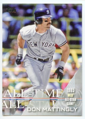 Photo of 2017 Topps All Time All Stars #ATAS19 Don Mattingly