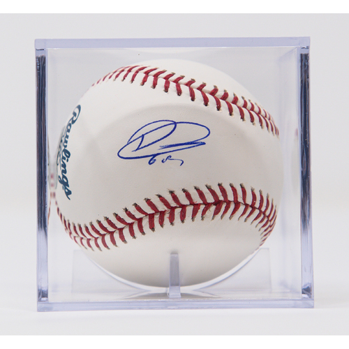 Photo of Dinelson Lamet Autographed Baseball
