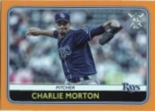 Photo of 2020 Topps Big League Orange #73 Charlie Morton