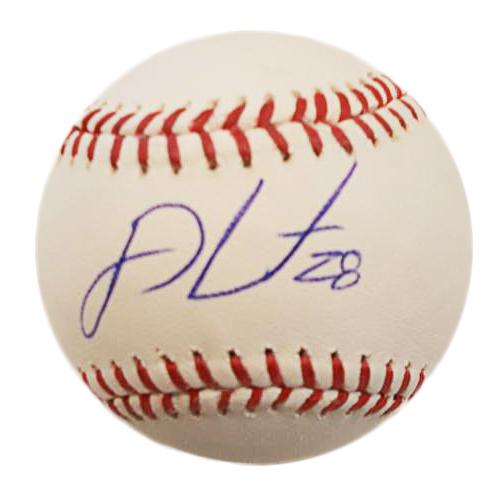 Detroit Tigers JD Martinez Autographed Baseball