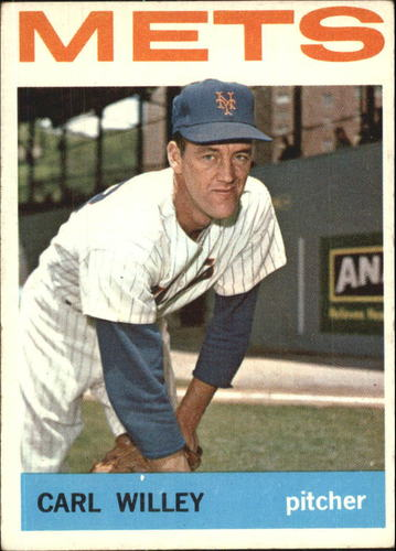 Photo of 1964 Topps #84 Carl Willey