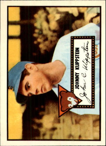 Photo of 1983 Topps 1952 Reprint #148 Johnny Klippstein