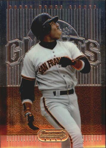 Photo of 1995 Bowman's Best #R13 Barry Bonds