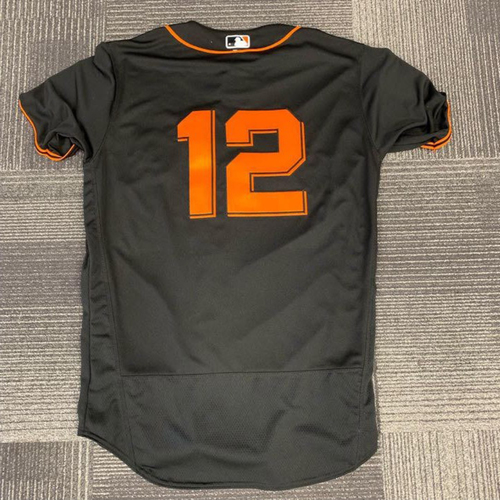official photos a9fa8 8e85e Giants Auctions | End of Year Auction - 2018 Game Used ...