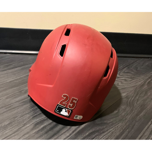 Photo of #25 Batting Helmet