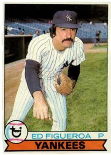 Photo of 1979 Topps #35 Ed Figueroa