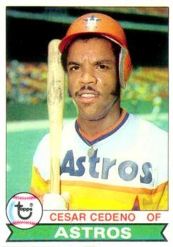 Photo of 1979 Topps #570 Cesar Cedeno