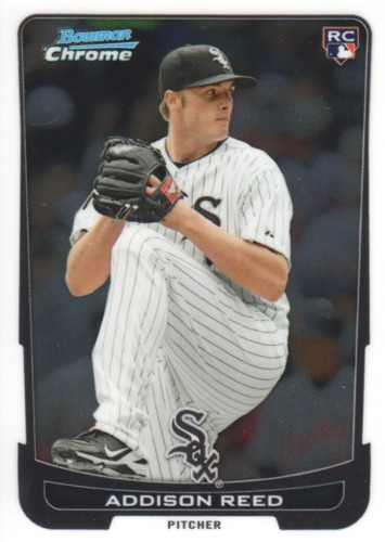 Photo of 2012 Bowman Chrome Draft #18 Addison Reed RC