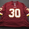 Redskins - Su'a Cravens Signed Redskins Replica Jersey Size L