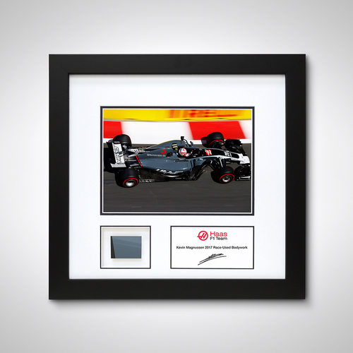 Photo of Kevin Magnussen 2017 Bodywork & Photo - Haas F1 Team