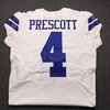 Crucial Catch - Cowboys Dak Prescott Signed Game Issued Jersey Size 44 w/Prova Authentication and