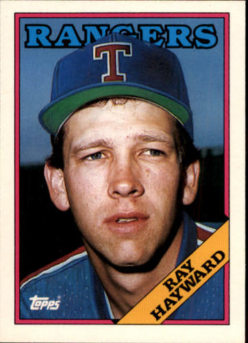 Photo of 1988 Topps Traded #47T Ray Hayward