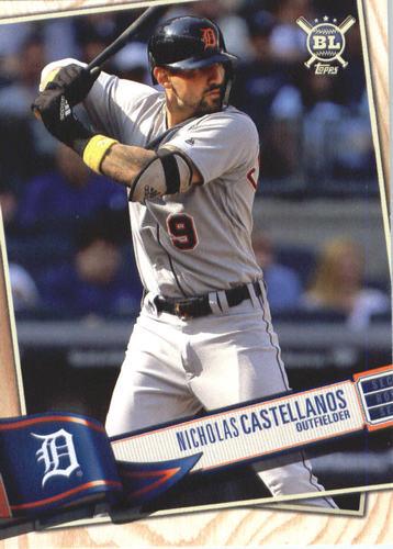 Photo of 2019 Topps Big League #121 Nicholas Castellanos