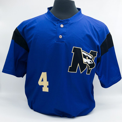 Mike Benjamin Game Worn Jersey - #4 - Size 46