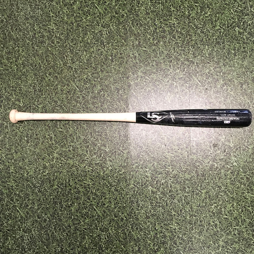 Photo of Luis Urias 05/27/21 Game-Used Cracked Bat