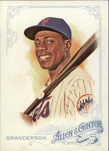Photo of 2015 Topps Allen and Ginter #10 Curtis Granderson