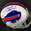 NFL - BILLS QB JOSH ALLEN SIGNED PROLINE HELMET