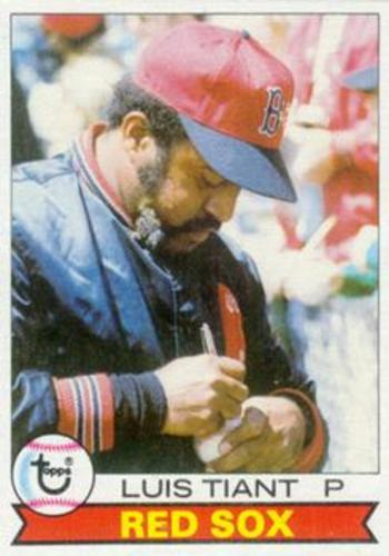 Photo of 1979 Topps #575 Luis Tiant