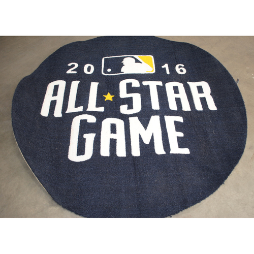 Photo of 2016 All Star Game (7/12/2016) - Game-Used On Deck Circle - National League