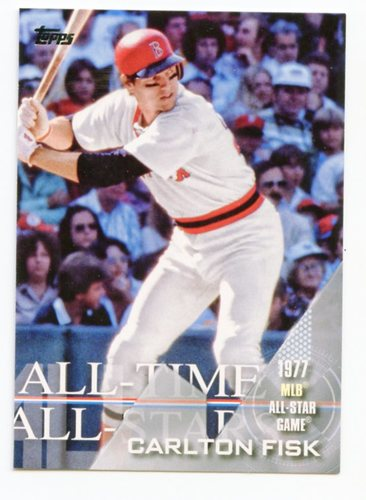 Photo of 2017 Topps All Time All Stars #ATAS34 Carlton Fisk