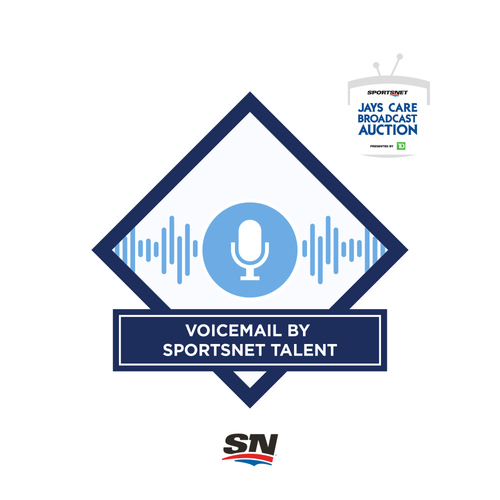 2021 Broadcast Auction: Voicemail By Sportsnet Talent Jamie Campbell