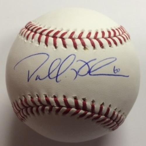 Dallas Keuchel Autographed Baseball
