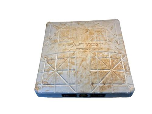 Photo of Game-Used 3rd Base from Pirates vs. Nationals on 5/16/17