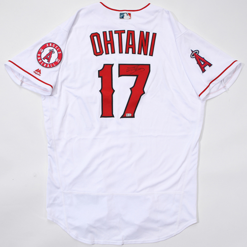 Photo of Compton Youth Academy Auction: Shohei Ohtani Autographed Jersey
